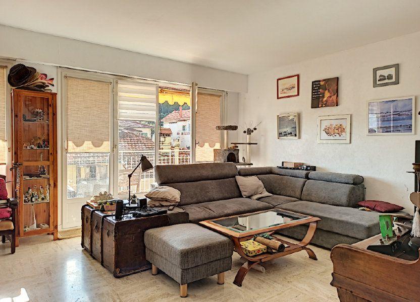 Appartement à vendre 83.07m2 à Saint-Laurent-du-Var