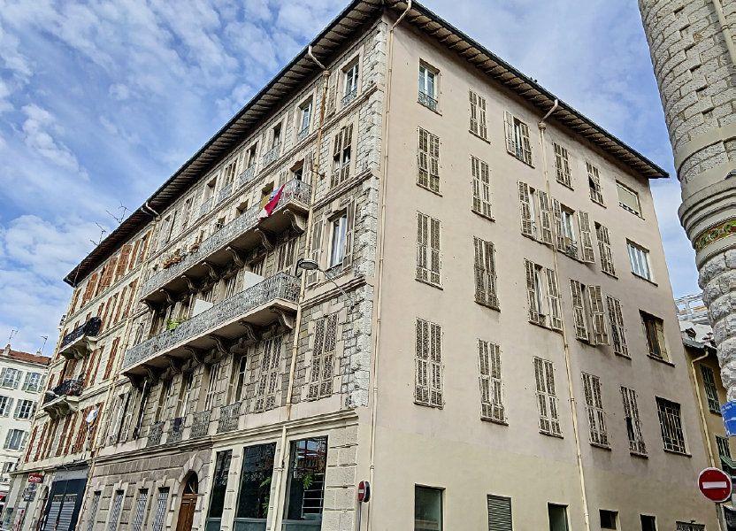 Appartement à vendre 117m2 à Nice