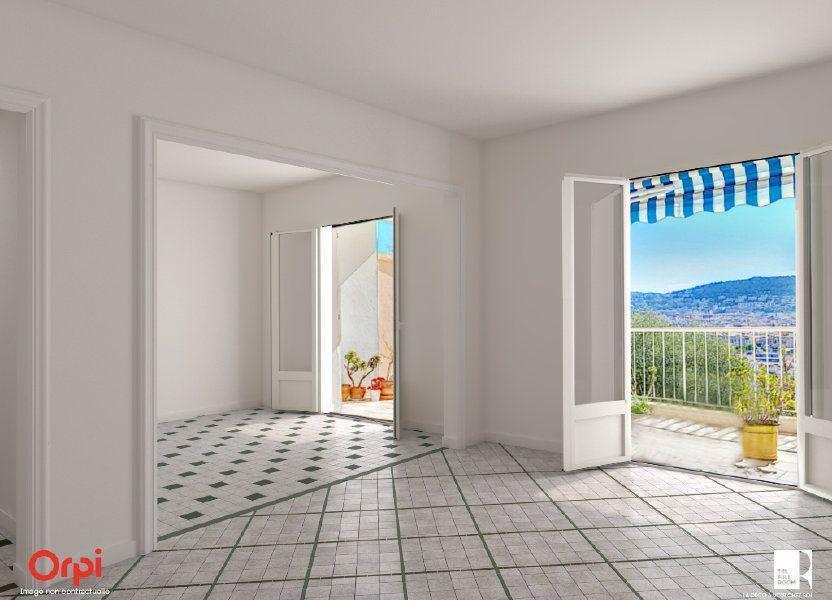 Appartement à vendre 105.23m2 à Nice