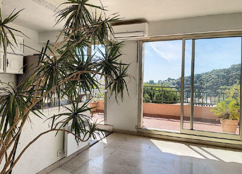 Appartement à vendre 91m2 à Cagnes-sur-Mer