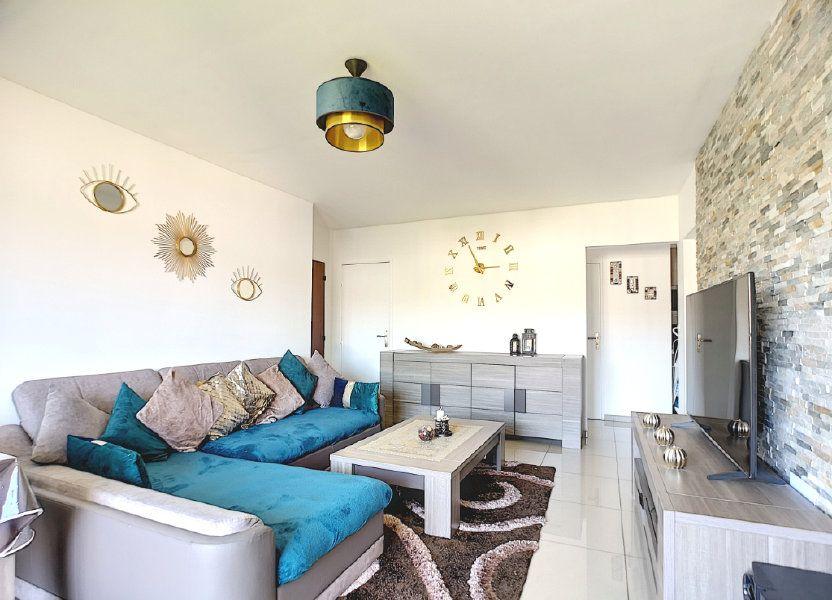 Appartement à vendre 63.15m2 à Villeneuve-Loubet