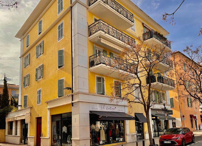 Appartement à vendre 41.66m2 à Cagnes-sur-Mer