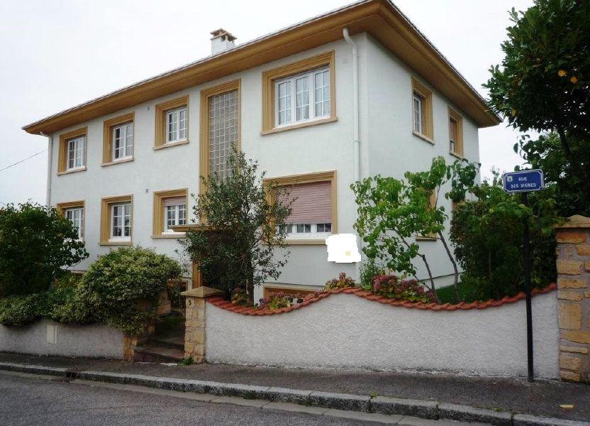 Appartement à louer 32.48m2 à Longeville-lès-Metz