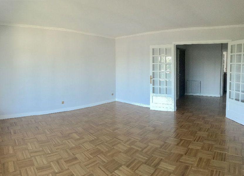Appartement à louer 97.29m2 à Lyon 8