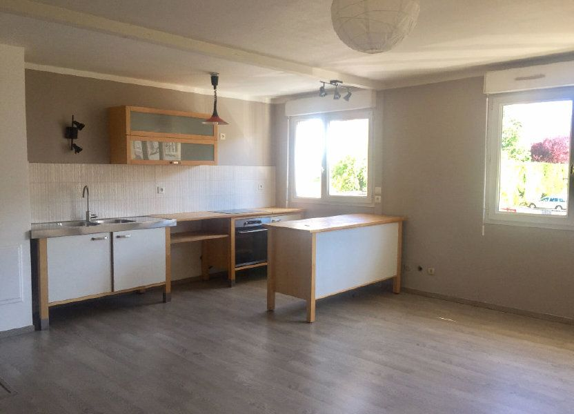 Appartement à louer 62m2 à Lyon 8