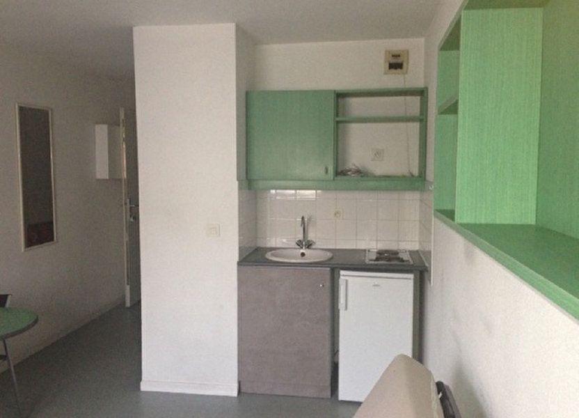Appartement à louer 18.44m2 à Lyon 3