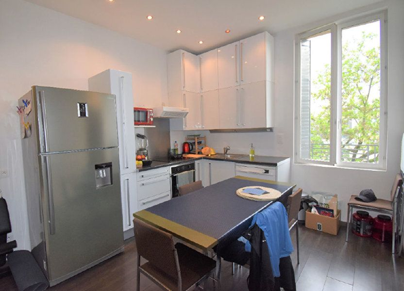 Appartement à louer 42m2 à Lyon 8