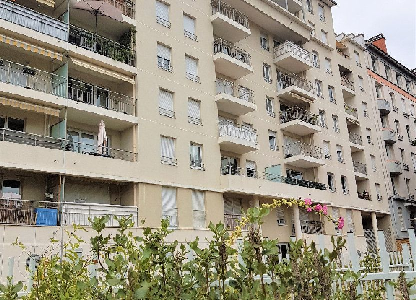 Appartement à vendre 37.69m2 à Lyon 3