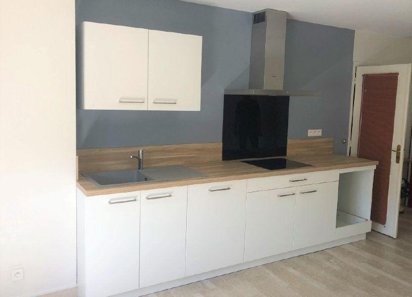 Appartement à louer 74.34m2 à Lyon 3