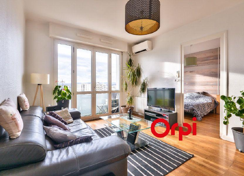 Appartement à vendre 55.04m2 à Lyon 8