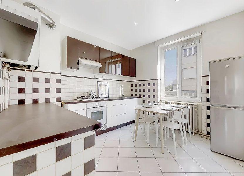 Appartement à louer 62.17m2 à Lyon 8