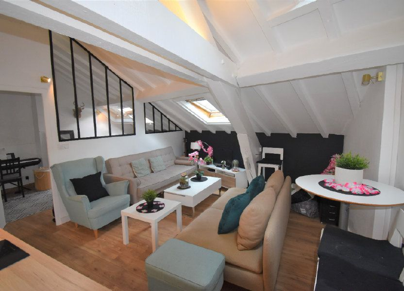Appartement à louer 33.04m2 à Lyon 8