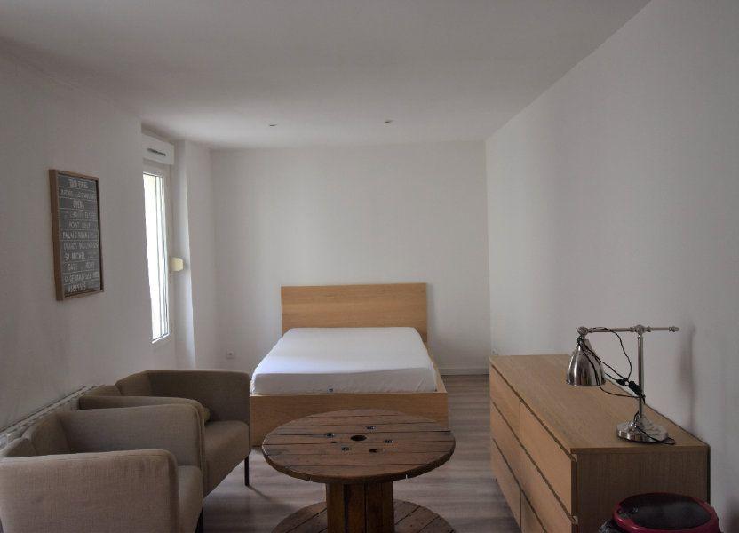 Appartement à louer 24.43m2 à Lyon 3