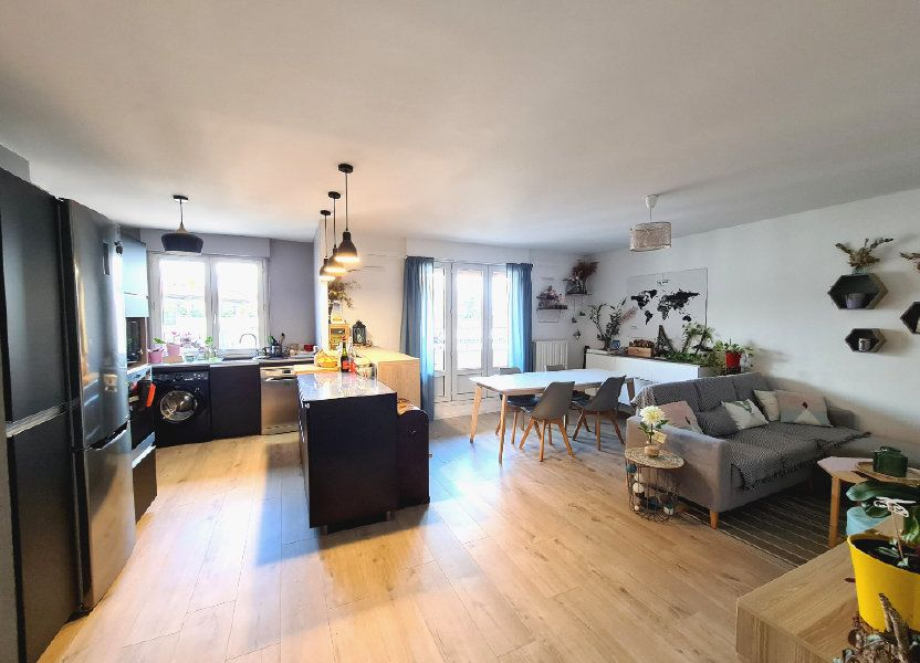 Appartement à vendre 80.18m2 à Lyon 3