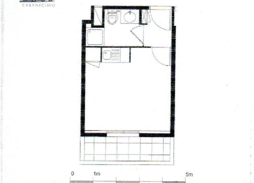 Appartement à vendre 18m2 à Lyon 8