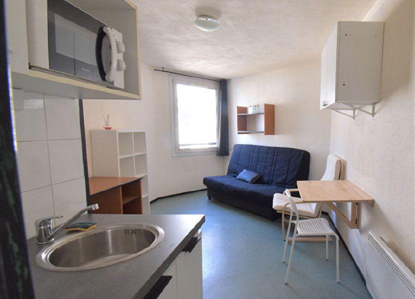 Appartement à louer 19.49m2 à Lyon 3