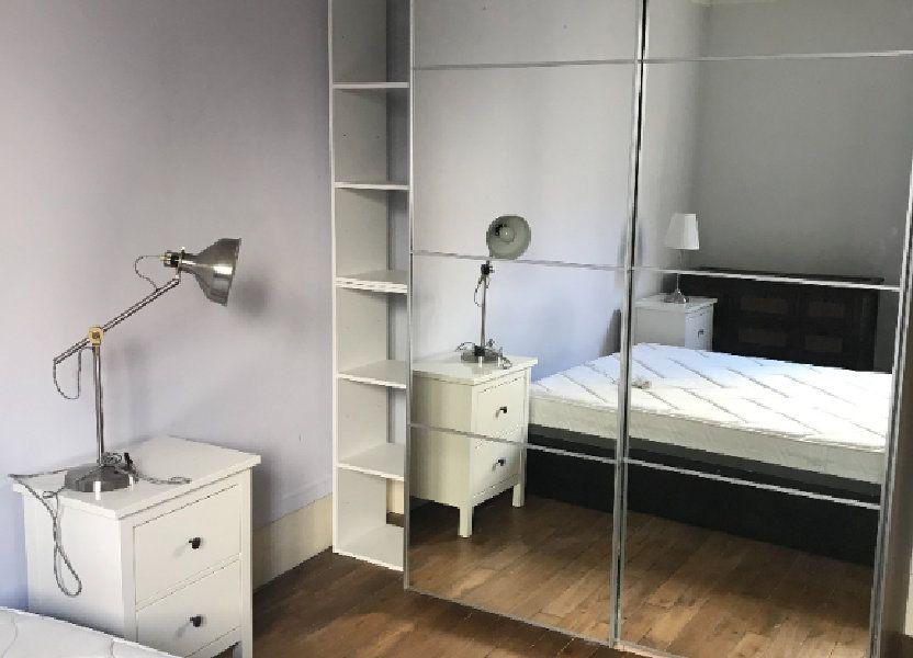 Appartement à louer 45m2 à Paris 20
