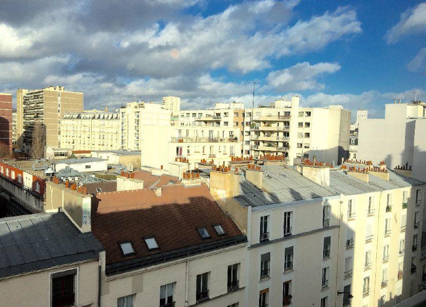 Appartement à louer 40.65m2 à Paris 11