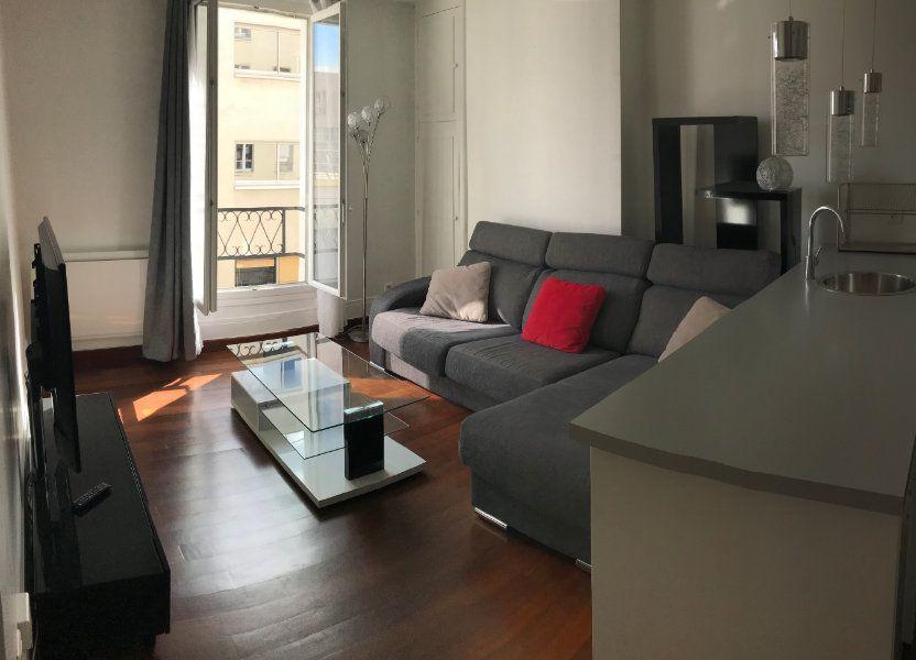 Appartement à louer 37.29m2 à Paris 11