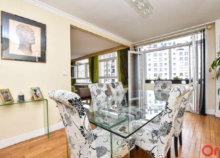 Appartement à vendre 90m2 à Paris 11