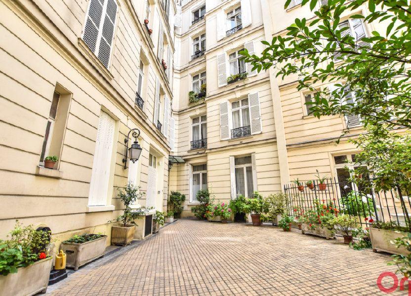 Appartement à vendre 9m2 à Paris 17