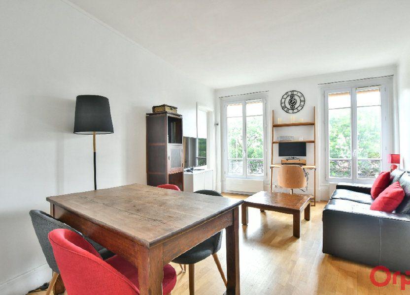 Appartement à vendre 50m2 à Paris 11