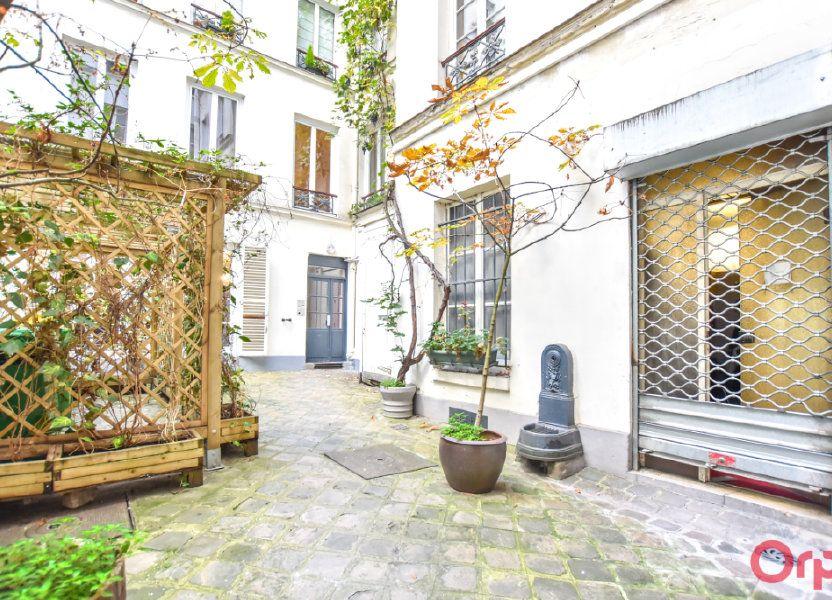 Appartement à vendre 27.45m2 à Paris 11