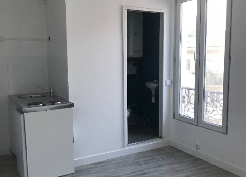Appartement à louer 18.24m2 à Paris 20