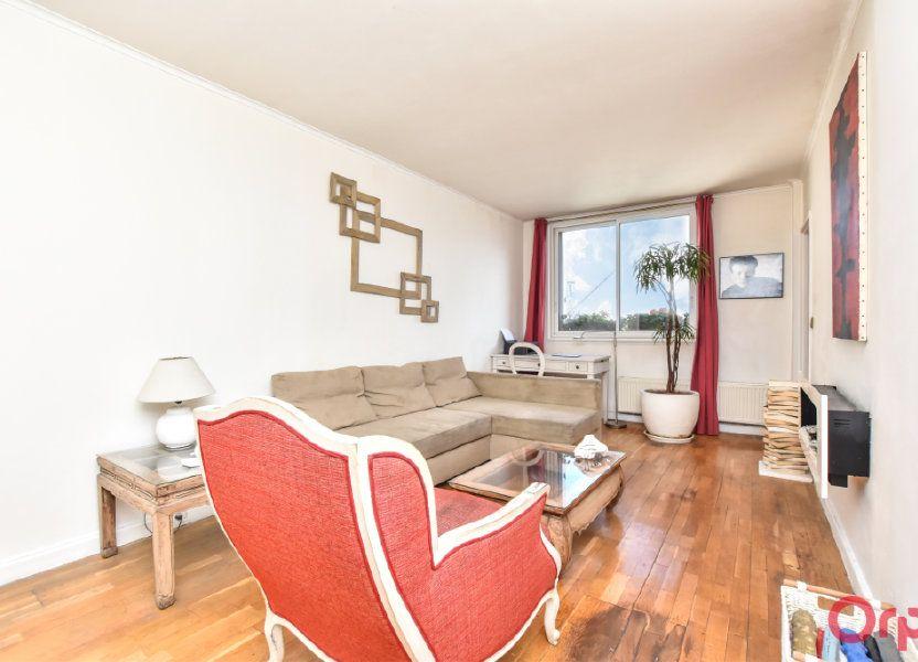 Appartement à vendre 48m2 à Paris 20