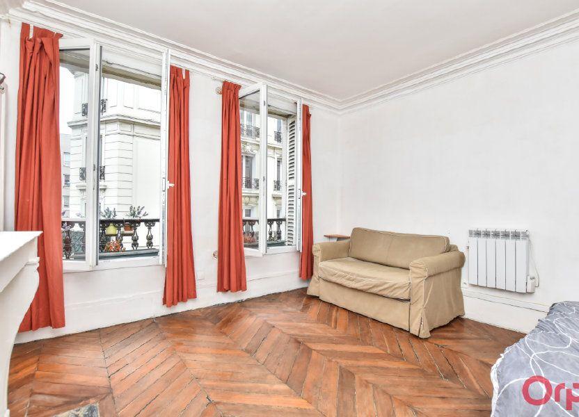 Appartement à vendre 36m2 à Paris 18