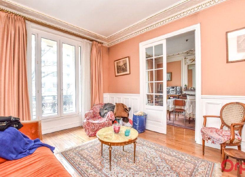 Appartement à vendre 91.05m2 à Paris 12