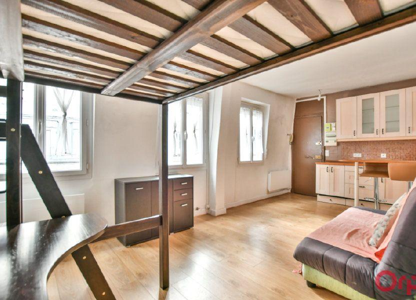 Appartement à vendre 28m2 à Paris 20