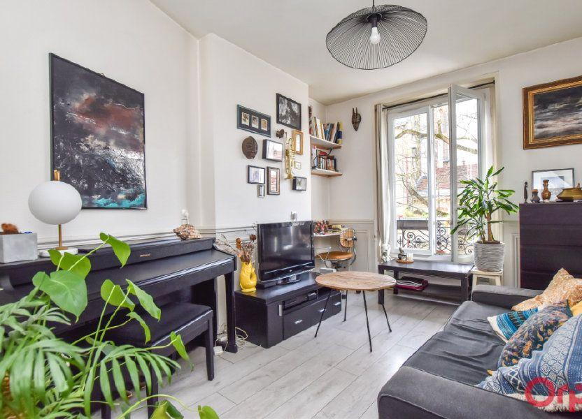 Appartement à vendre 31.3m2 à Paris 20