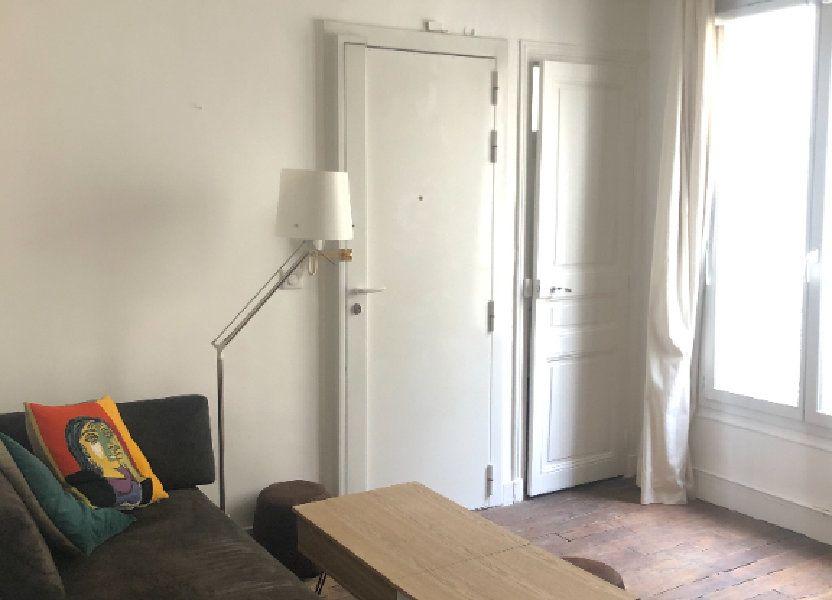 Appartement à louer 28.35m2 à Paris 11
