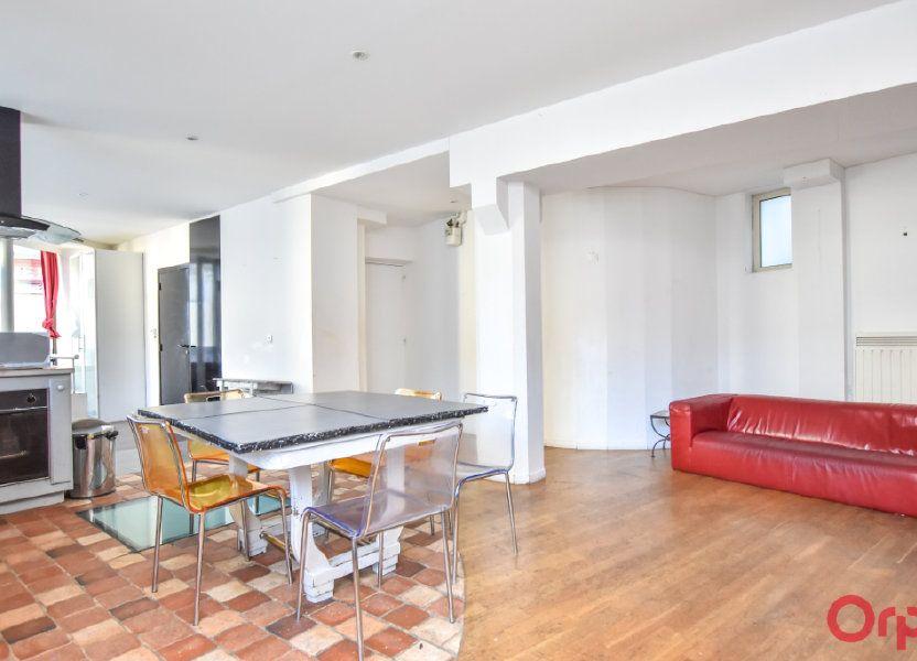 Appartement à vendre 70m2 à Paris 20