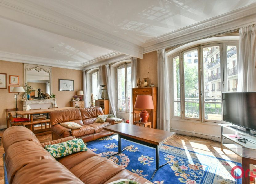 Appartement à vendre 94m2 à Paris 19