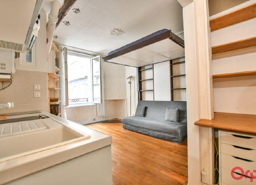 Appartement à vendre 27m2 à Paris 12