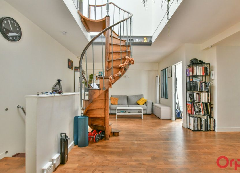 Appartement à vendre 77m2 à Paris 11