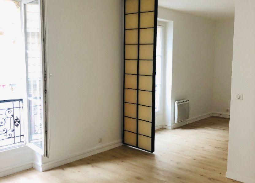 Appartement à louer 36m2 à Paris 12