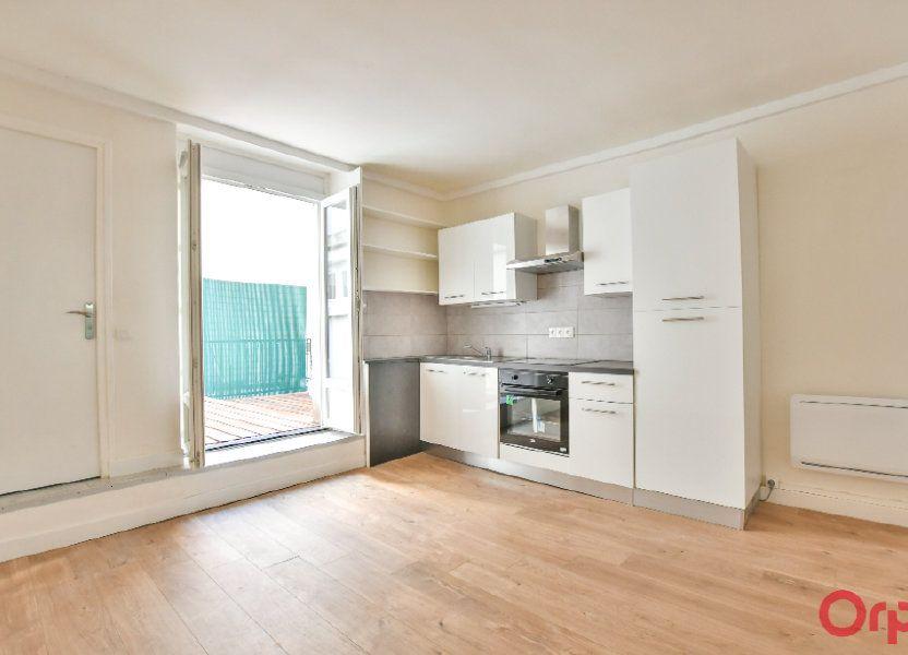 Appartement à vendre 21m2 à Paris 11