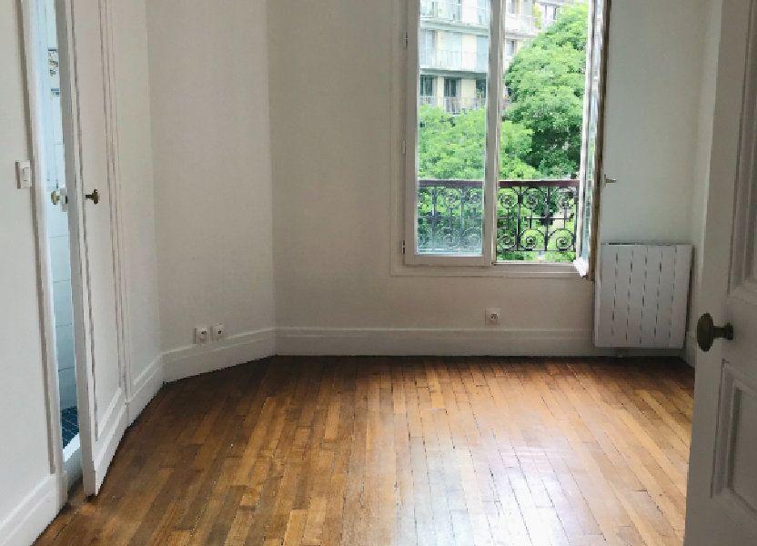 Appartement à louer 32.5m2 à Paris 11
