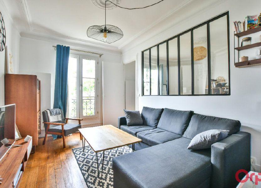 Appartement à vendre 46.1m2 à Paris 12