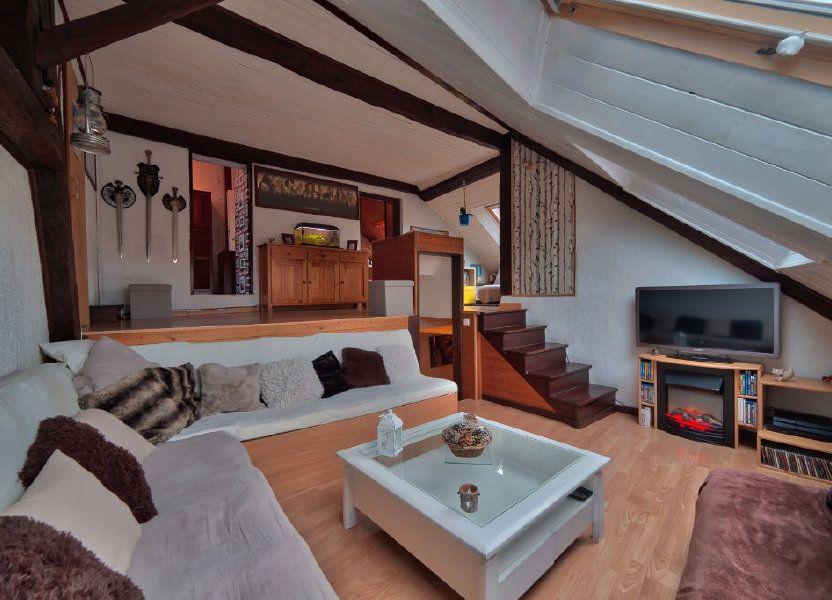Appartement à vendre 96.44m2 à Rumilly