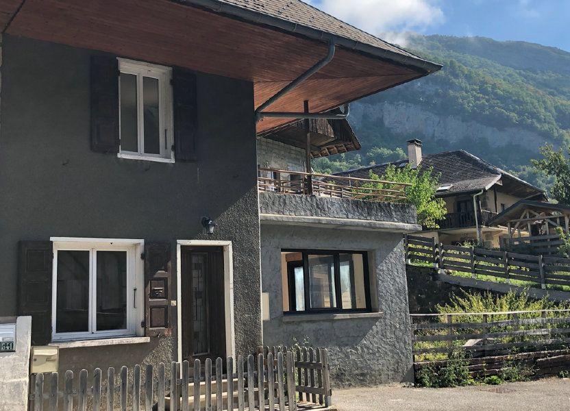 Maison à vendre 65m2 à Allèves