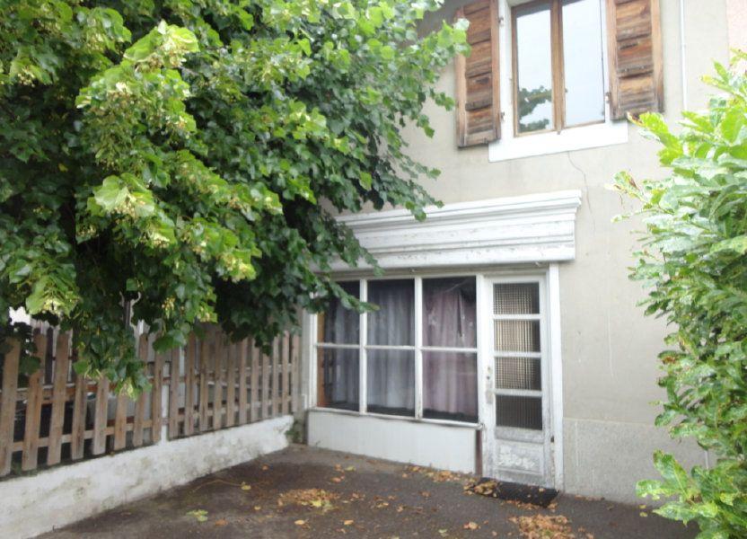 Maison à vendre 125m2 à Menthonnex-sous-Clermont