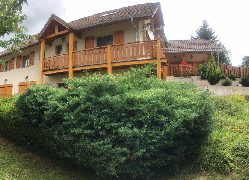 Maison à vendre 260m2 à Val-de-Fier