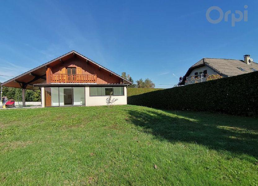 Maison à vendre 83.72m2 à Thusy