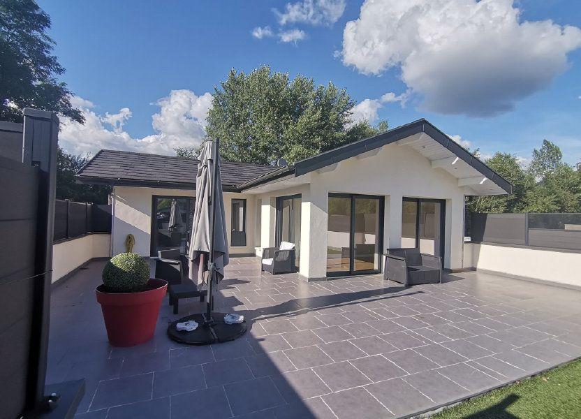 Maison à vendre 70m2 à Alby-sur-Chéran