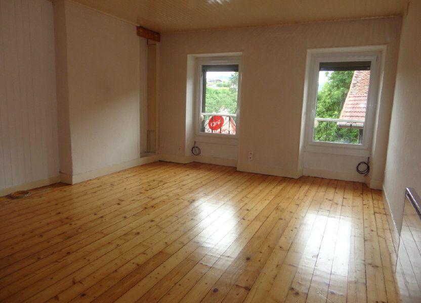 Appartement à vendre 102.66m2 à Rumilly