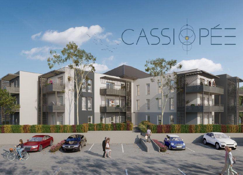 Appartement à vendre 66.35m2 à Sales